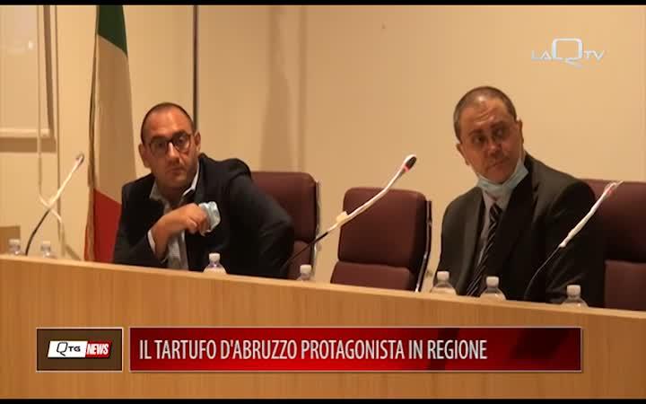 IL TARTUFO D'ABRUZZO PROTAGONISTA IN REGIONE