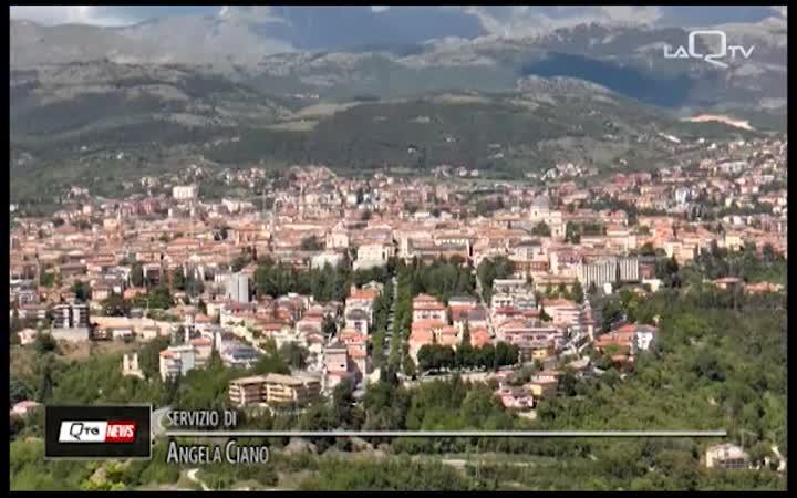 COVID, L'AQUILA: SOSTEGNI A ATTIVITA' PRODUTTIVE