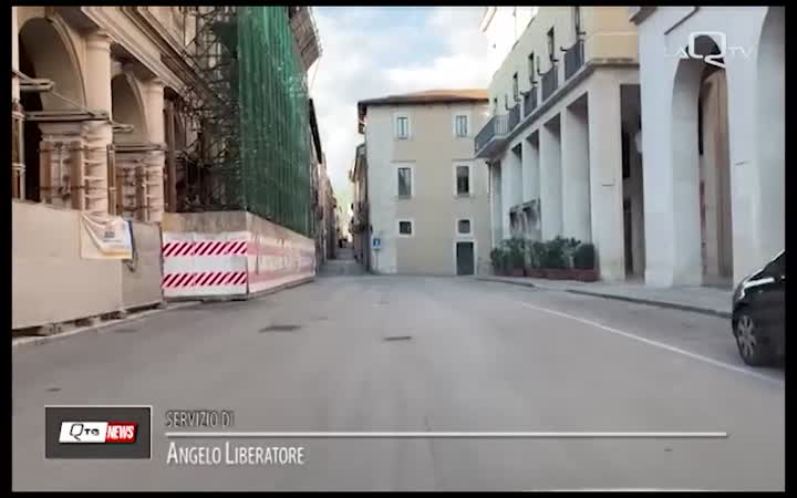 L'AQUILA: FRONTE BIPARTISAN IN CHIAVE ANTI COVID