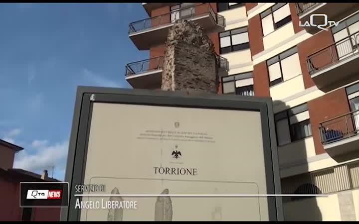 TORRIONE: NOVITÀ ARCHEOLOGICHE DAL CANTIERE DI RESTAURO