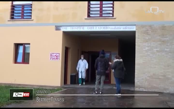 ABRUZZO: AUMENTA CAPACITA' DI TESTING