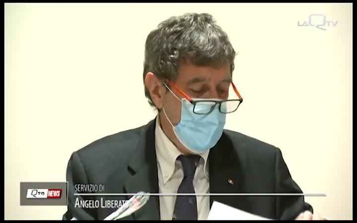 MARSILIO SCRIVE A SPERANZA: DATI ABRUZZO NON DA ZONA ROSSA