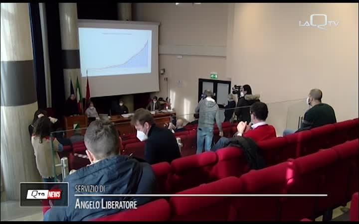SISMA 2016/2017: LE RICHIESTE DI MARSILIO A LEGNINI