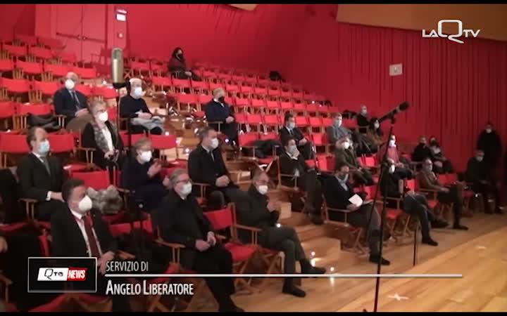 CAPITALE ITALIANA DELLA CULTURA 2022: LA VOCE DELL'AQUILA