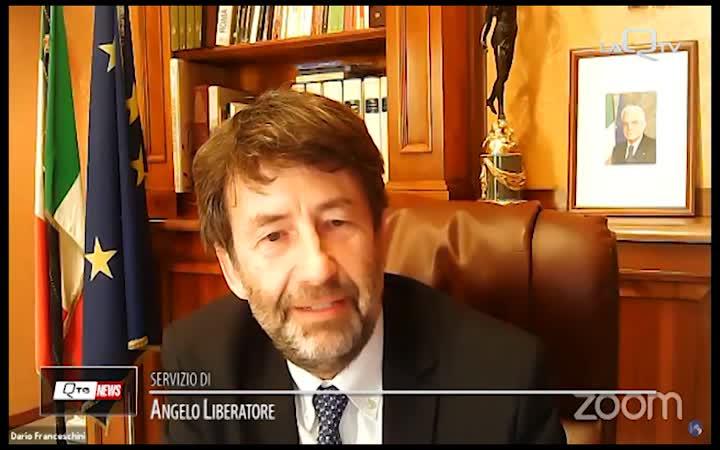 CAPITALE ITALIANA DELLA CULTURA 2022: NULLA DA FARE PER L'AQUILA
