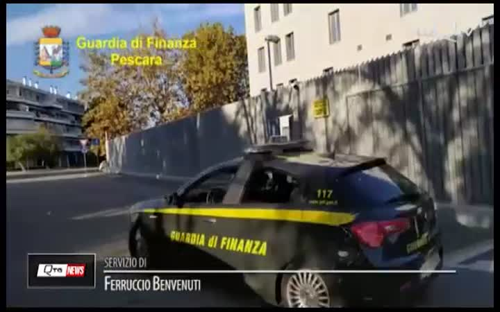 ARMI E DROGA. GDF SCOPRE CANALE MILANO-PESCARA