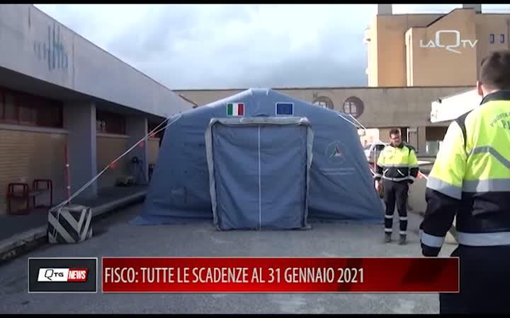 COVID E FISCO: TUTTE LE SCADENZE AL 31 GENNAIO 2021