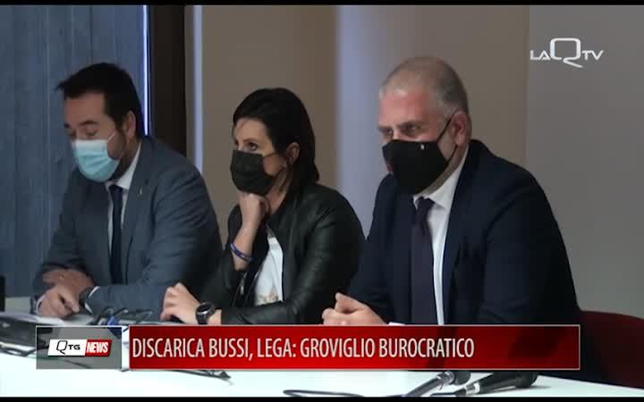 DISCARICA BUSSI, LEGA: GROVIGLIO BUROCRATICO