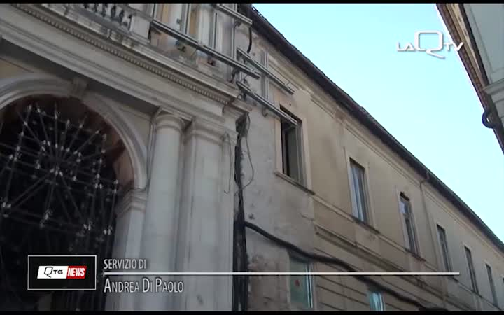 CRATERE 2009, CURCIO TORNA ALLA PROTEZIONE CIVILE