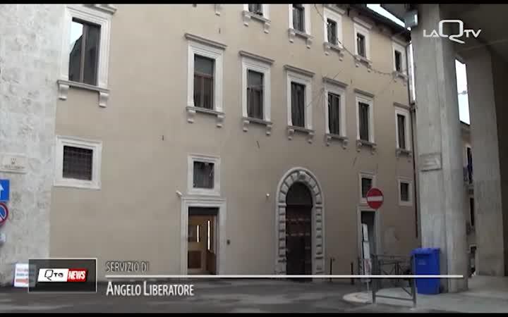 GIUNTA COMUNALE L'AQUILA: COLONNA SUBENTRA A FABRIZI