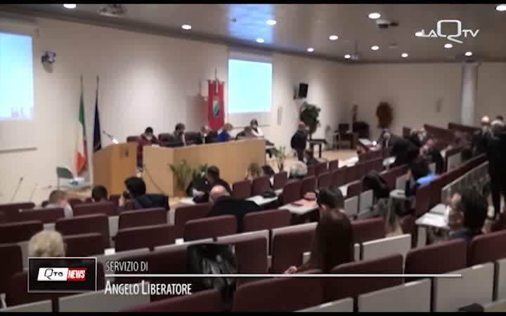 LA FERROVIA L'AQUILA-ROMA IN CONSIGLIO COMUNALE