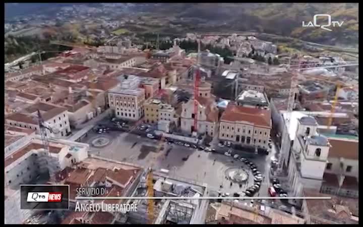 L'AQUILA, REGOLE ANTI COVID: GIRO DI VITE DEL COMUNE