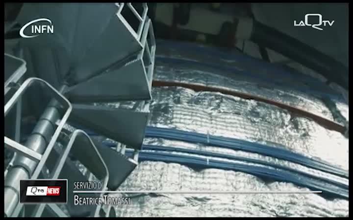 INFN: L'ITER PER RIMUOVERE SOSTANZE TOSSICHE