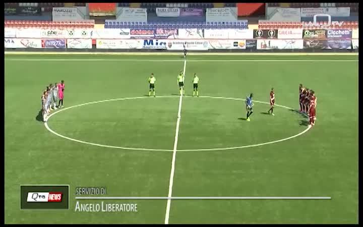 L'AQUILA-CAPISTRELLO 3-0. DI PAOLO E DI FEDERICO TRASCINATORI