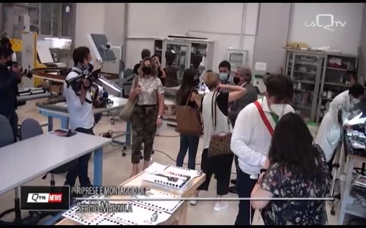 ABAQ LAVORA AL RECUPERO PATRIMONIO DI AMATRICE