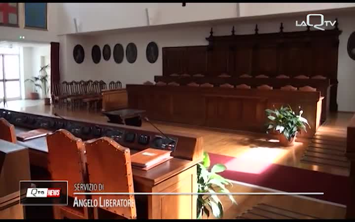 L'AQUILA, PERMUTA IMMOBILI: OK A PROTOCOLLO D'INTESA COMUNE-ATER
