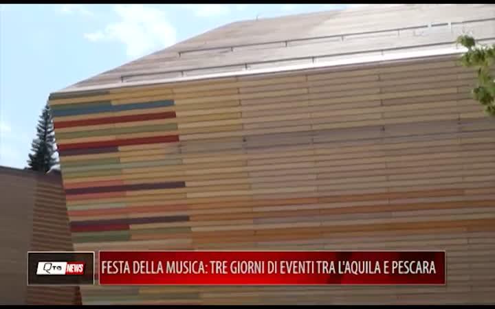 FESTA DELLA MUSICA: TRE GIORNI DI EVENTI