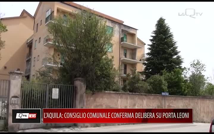 PORTA LEONI: IL CONSIGLIO COMUNALE CONFERMA L'ACCORDO CON ATER SU PERMUTA