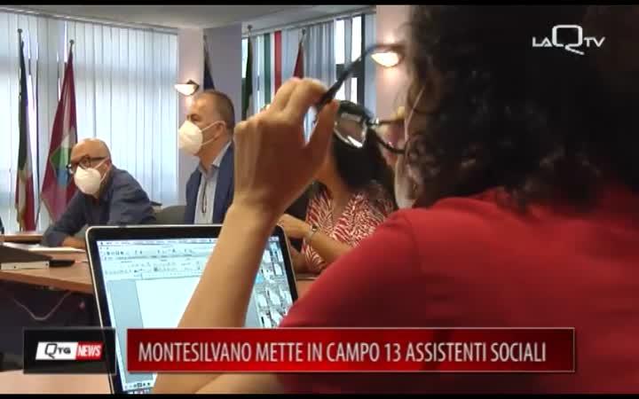 MONTESILVANO METTE IN CAMPO 13 ASSISTENTI SOCIALI