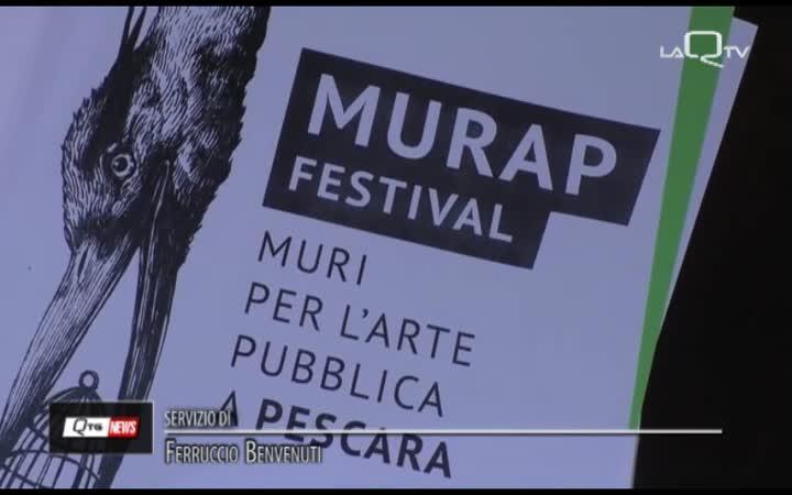 MURAP FESTIVAL. L'ARTE PUBBLICA A PESCARA