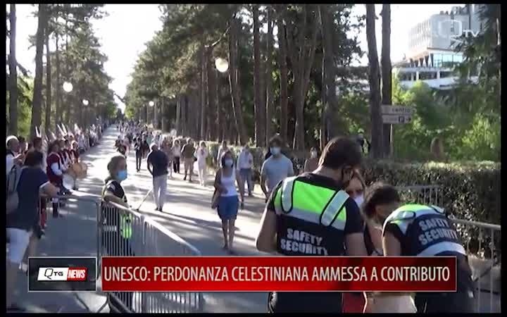 UNESCO PERDONANZA CELESTINIANA VINCE IL BANDO