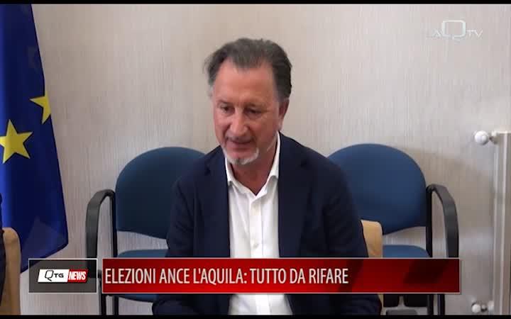 Elezioni Ance L'Aquila: tutto da rifare, passo indietro di Iannini e Serpetti
