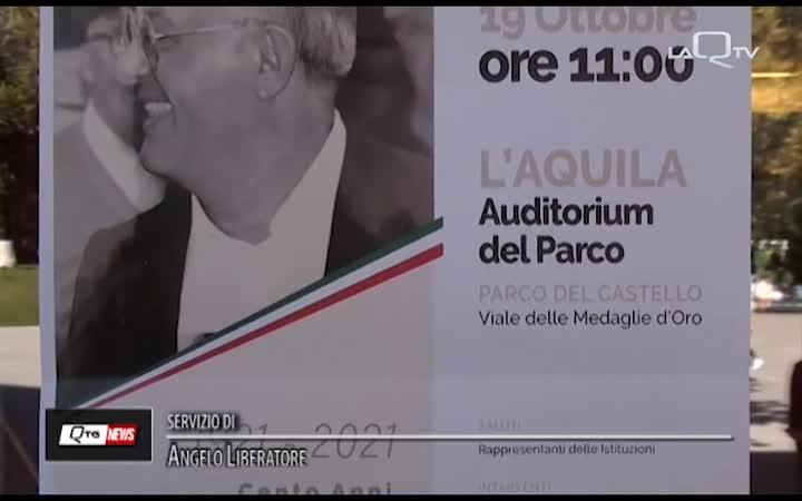 ACHILLE ACCILI: RICORDO A 100 ANNI DALLA NASCITA
