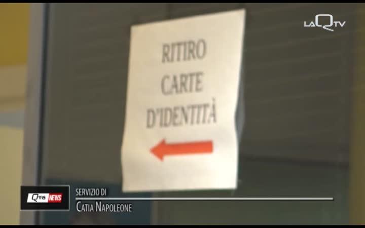 MONTESILVANO. OPEN DAY PER LA CARTA D'IDENTITA'
