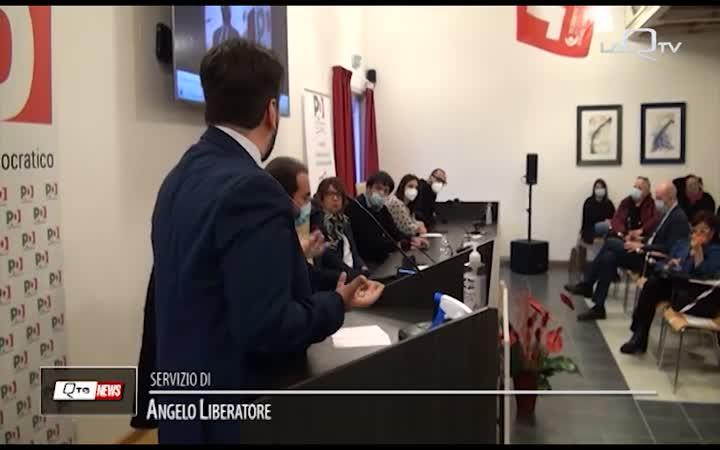 PD ABRUZZO: ASSEMBLEA CON IL MINISTRO ORLANDO
